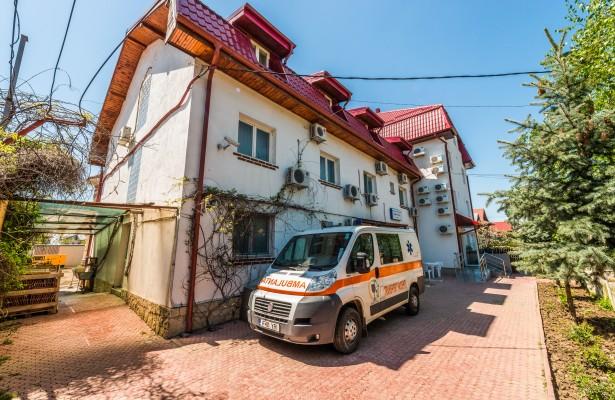 Hospice Sfanta Irina
